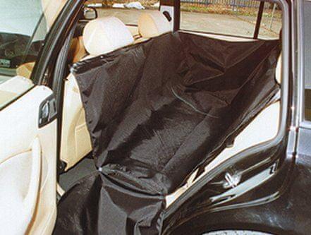 Mikra ochranný přehoz zadních sedadel s boky