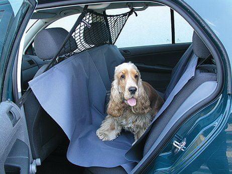 Mikra ochranný přehoz zadních sedadel