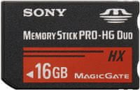 Sony Memory Stick Pro DUO High Grade MSHX16