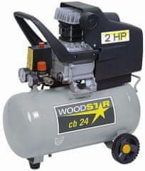 Woodster CB 24 olejový kompresor