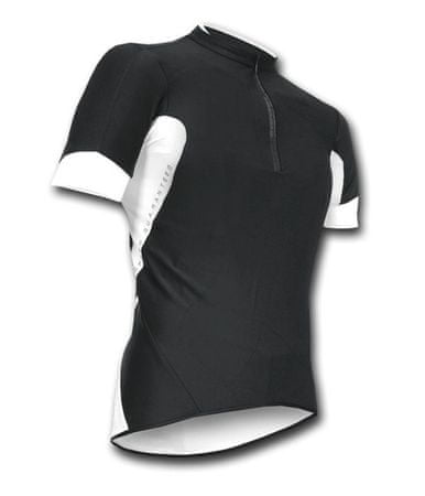 Sensor Profi dres krátký rukáv pánský černá S