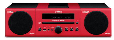 Yamaha MCR-040 Red