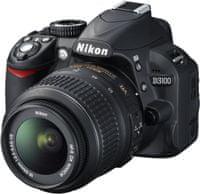 Nikon D3100 + 18-55 AF-S DX VR+55-200 AF-S DX VR