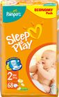 Pampers Pampers pieluchy Sleep&Play 2 Mini - 68 szt