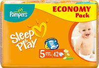 Pampers Sleep&Play Junior 5 11-25 kg 42 szt.