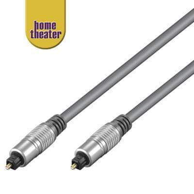 Home Theater HQ Optický kabel, M/M, 2,5m