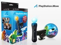 Sony PS3 - Playstation Move Starter Pack