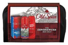 Old Spice Alps spray 125 ml + Hair&Body sprchový gel 250 ml + Whitewater voda po holení 100 ml + taštička