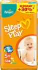 Pampers Sleep&Play 5 Jumbo Junior - 58 szt.