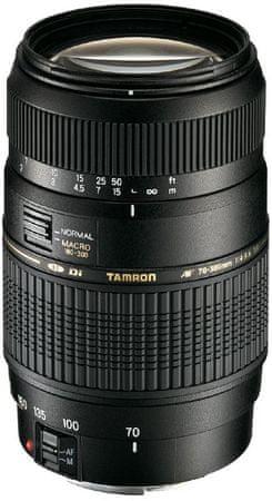 Tamron 70-300 mm AF f/4-5.6 Di LD Macro 1:2 NIKON