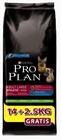 Purina Pro Plan Dog Adult Large Athletic 14kg + 2,5kg