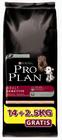 Purina Pro Plan Dog Adult Sensitive Salmon 14kg + 2,5kg