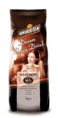 Van Houten Horká čokoláda Selection 1kg
