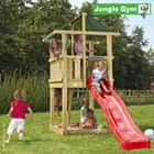 Jungle Gym Jungle Hut