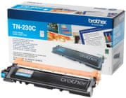 BROTHER TN-230C, azurový
