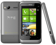 HTC Radar Metal Silver