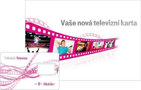 T-Mobile KARTA T-MOBILE TV START (neomezeně)