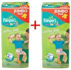 Pampers Pieluchomajtki ActivePants Boy 5 Junior - 2 x 48 szt  - 96 szt