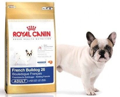 Royal Canin French Bulldog 26 Adult 3kg