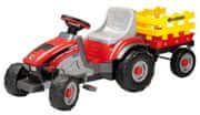 Peg Perego Traktor na pedala s prikolico Mini Tony Tigre TC