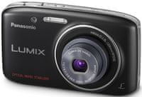 PANASONIC Lumix DMC-S2 Black