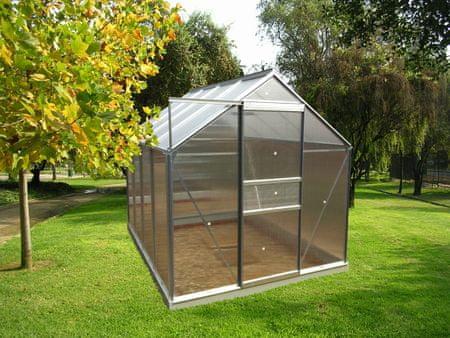 LanitPlast skleník 6x8 - 5000