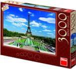 DINO Eiffelova veža, 3 000 dielikov