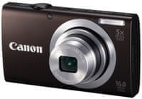Canon PowerShot A2400 IS Black