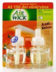 Air wick Anti tabac tekutá náplň 2x19ml