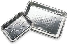 Weber Hliníkové misky malé, 10 ks