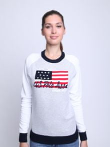U.S. POLO ASSN. Svetr US Polo Flag Knit F