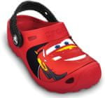 Crocs Cars II Custom Clog Red/Black C4/5