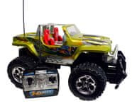 Force RC Car Jeep žlutý