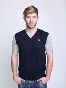 "U.S. POLO ASSN. Svetr Sam ""V"" Knit M"
