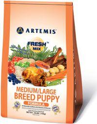 Artemis Fresh Mix Medium/Large Breed Puppy 6,8 kg