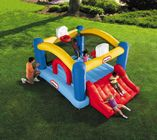 Little Tikes Jr. Sports N Slide Bouncer