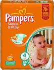 Pampers Sleep&Play 4 Maxi - 86 szt
