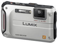 PANASONIC Lumix DMC-FT4 Silver