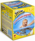 Huggies Little Swimmers XS 6 szt + recznik kąpielowy z kapturem