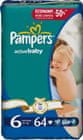 Pampers Active Baby Giantpack 6 ExtraLarge - 64 szt