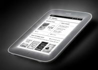 Barnes and Noble Nook Simple Touch with Glowlight