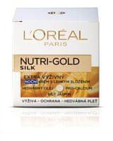 L'Oréal Nutri-Gold Silk nočný 50 ml
