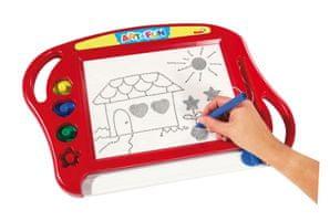 Tabulka art fun je skvělá hračka pro malé umělce zabaví děti