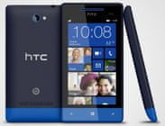 HTC Windows Phone 8S by HTC A620e (Rio) blue