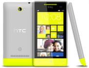 HTC Windows Phone 8S by HTC A620e (Rio) grey/ lime