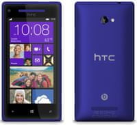 HTC Windows Phone 8X by HTC blue