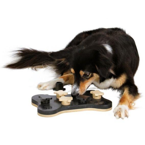 Trixie Dog Activity GAME BONE