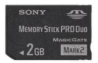 Sony Memory Stick PRO Duo Mark2 MSMT2GN