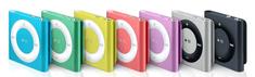 Apple iPod Shuffle / 2GB - 5. generace