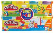 Play-Doh Balení modelíny 4+4 BONUS PACK